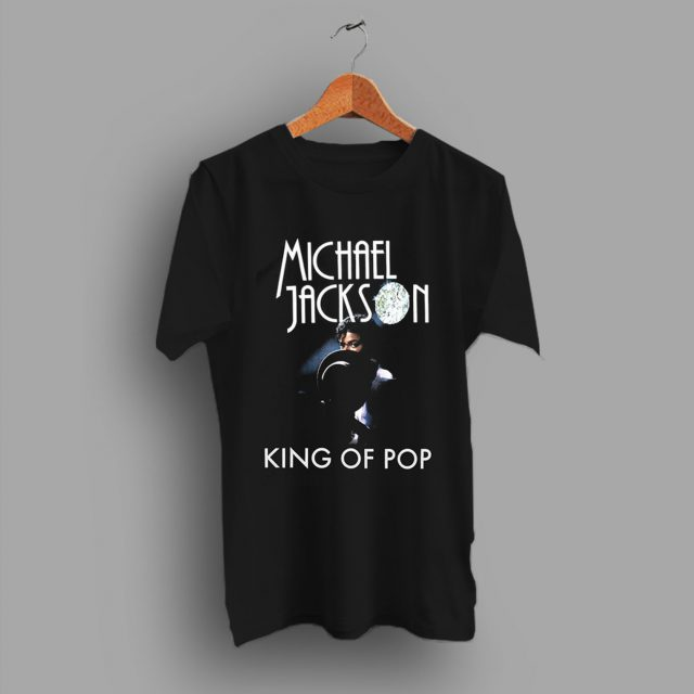 Iconic Imagery of The King Of Pop Michael Jackson T Shirt