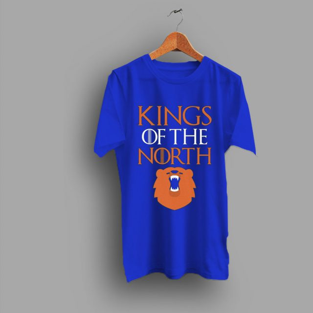 Inspired Monster of Kings The North Chicago Bears T Shirt