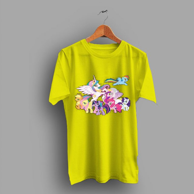 Inspired My Little Pony Cute T Shirt
