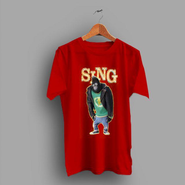 Is The Soulful Sing Jonny Gorilla Movie T Shirt