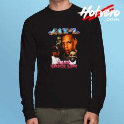 Jay Z Hard Knock Life Long Sleeve T Shirt