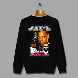 Jay Z Hard Knock Life Rapper Sweatshirt