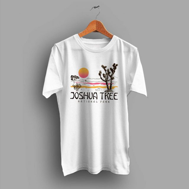 Joshua Tree National Park Summer T Shirt