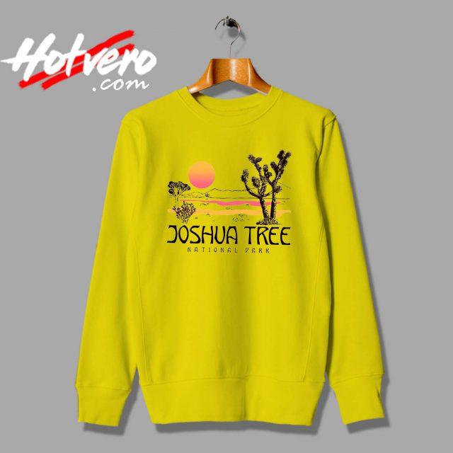 Joshua Tree National Park Vintage Sweatshirt
