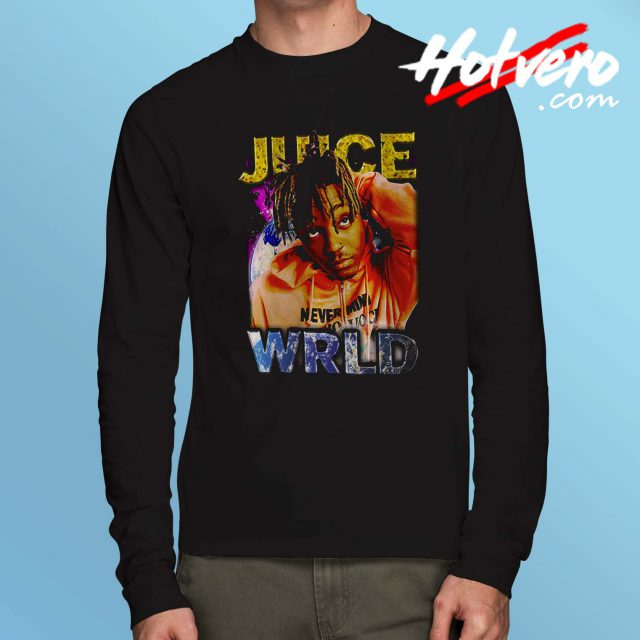 Juice World Hip Hop Long Sleeve Shirt