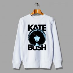 Kate Bush Face English Art Vintage Band Sweatshirt