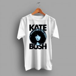 Kate Bush Face English Art Vintage Graphic T Shirt
