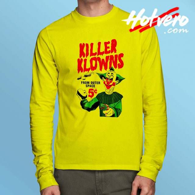 Killer Klowns Classic Long Sleeve T Shirt