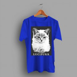 Kitten Cat Lucipurr Racerback Cute T Shirt