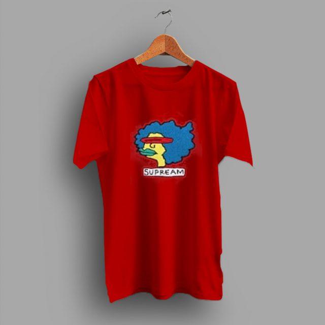 Little Gonz Head Funny Sticker Supream T Shirt