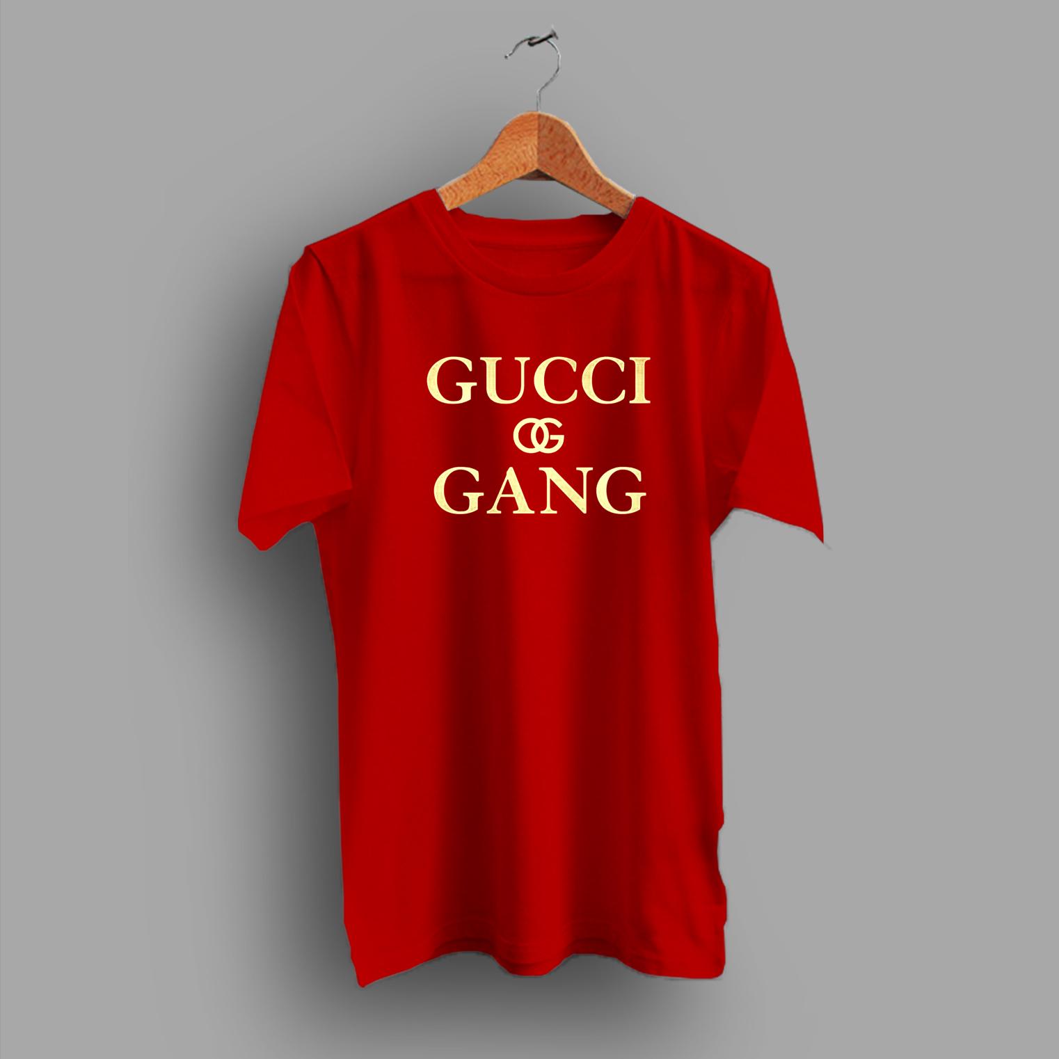 8310cee87 Lil Pump Gucci Gang Hip Hop T Shirt Urban Fashion - Hotvero