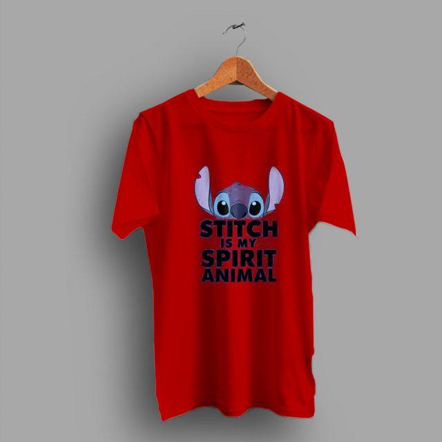Lilo And Stitch Animal Matching Disney Family T Shirt