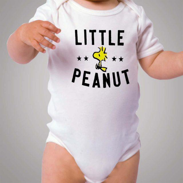 Little Peanut Snoopy Baby Onesie Bodysuit