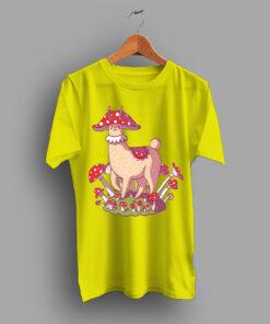 Llamashroom It Last Stream It Still Need Touches T Shirt