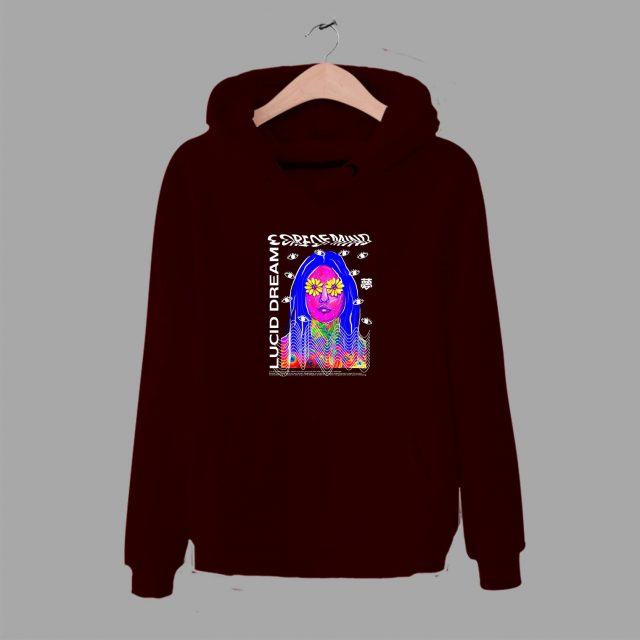 Lucid Dream Core Of Mind Unisex Urban Hoodie