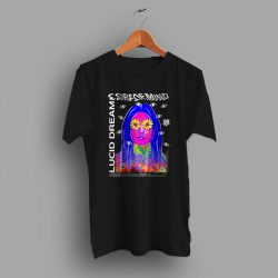 Lucid Dream Core Of Mind Urban T Shirt Fashion