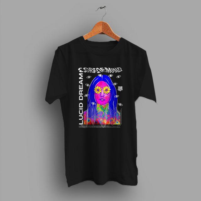 Lucid Dream Core Of Mind Urban T Shirt Fashion