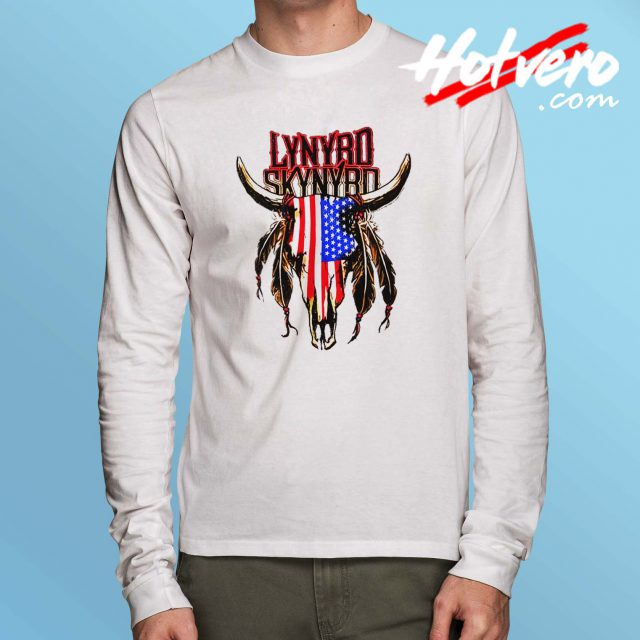 Lynyrd Skynrd Classic Long Sleeve T Shirt Band