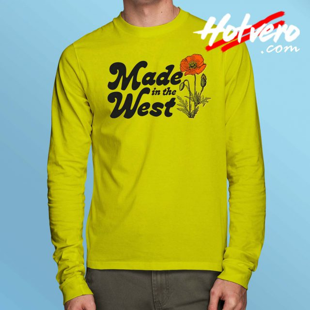 Made In The West Long Sleeve T Shirt