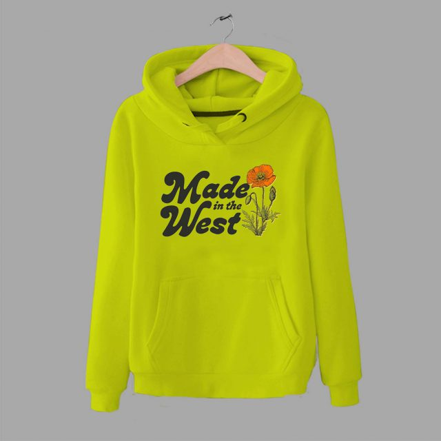 Made In The West Tropical Hoodie