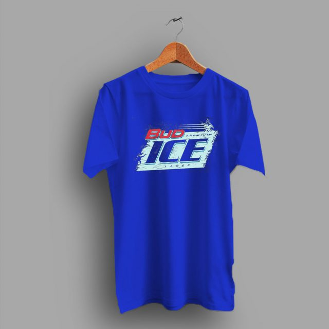 Most Classic Bud Ice Beer T Shirt