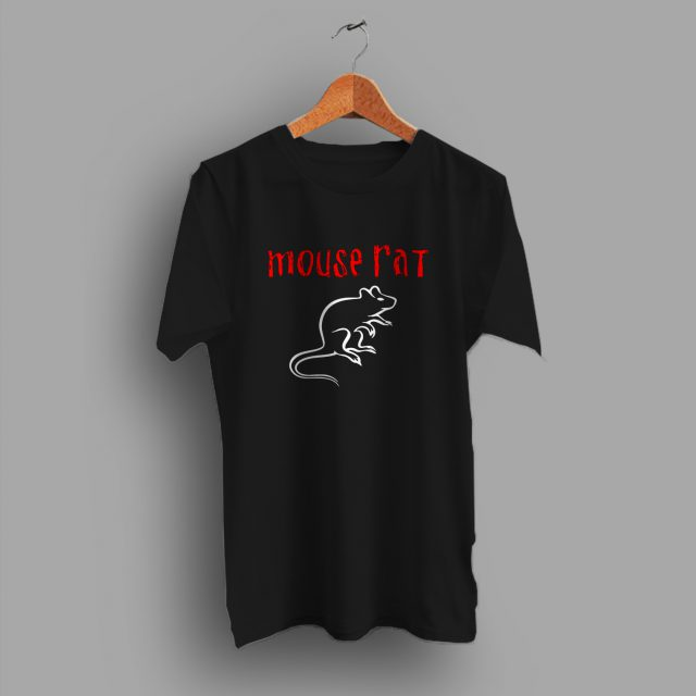 Mouse Rat Rock Band Vintage T Shirt