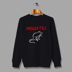 Mouse Rat Vintage Band Unisex Sweatshirt