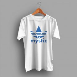 Mystic Pokemon Clan Adidas Parody Graphic T Shirt