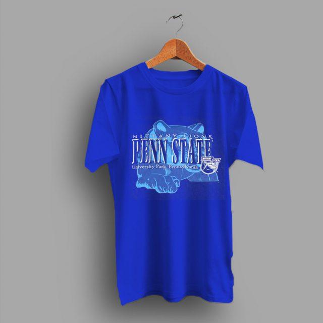 Nittany Lions University Park Of Penn State Short Sleeve College T Shirt
