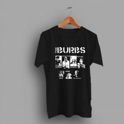 Nocturnal Feeders Style The Burbs Punk T Shirt