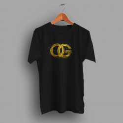 OG Original Gangster Hip Hop T Shirt Rapper Tee