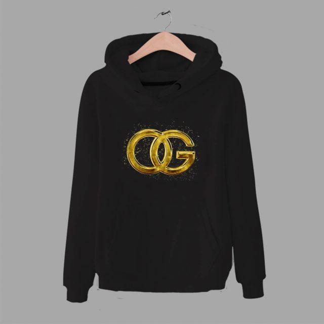 OG Original Gangster Vintage Hip Hop Hoodie