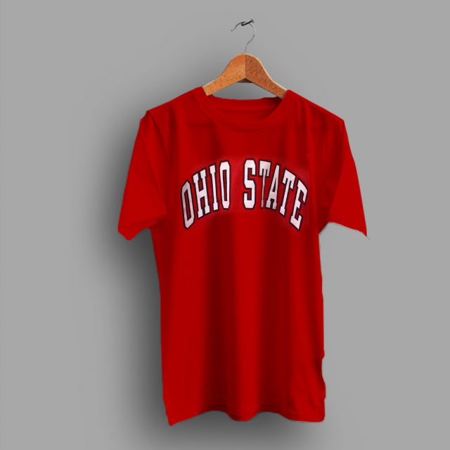 Ohio State University Buckeyes College 1990s Champion T Shirt