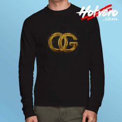 Original Gangster Hip Hop Long Sleeve T Shirt