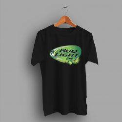 Pattern Label Bud Light Lime Beer T Shirt