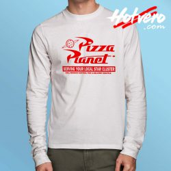 Pizza Planet Classic Long Sleeve T Shirt