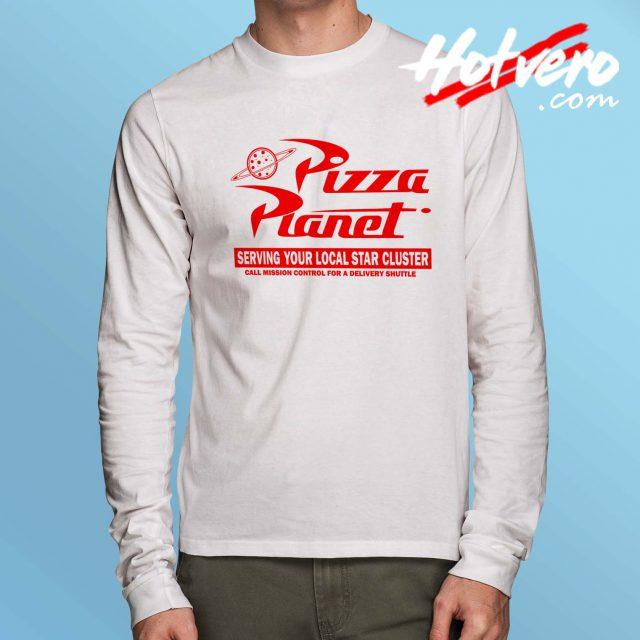 Pizza Planet Classic Long Sleeve T Shirt