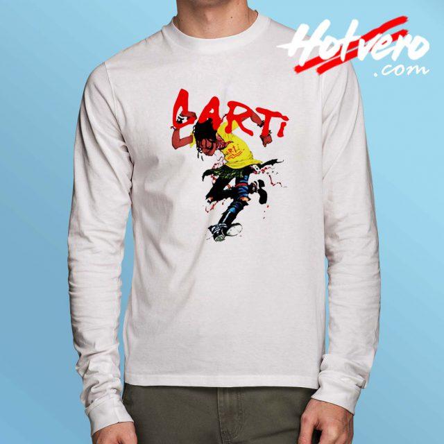 Playboi Carti Circle Jerk Style Long Sleeve Shirt