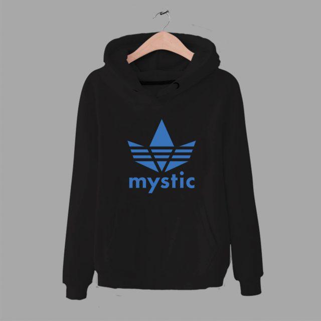Pokemon Mystic Adidas Inspired Unisex Hoodie