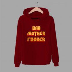 Pulp Fiction Bad Mother Fucker Unisex Hoodie