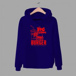 Pulp Fiction Big Kahuna Burger Hawaiian Tasty Hoodie