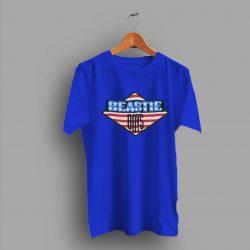 Rap Music 1987 HipHop Beastie Boys Vintage Concert T Shirt