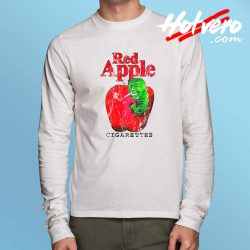 Red Apple Cigarettes Classic Long Sleeve T Shirt