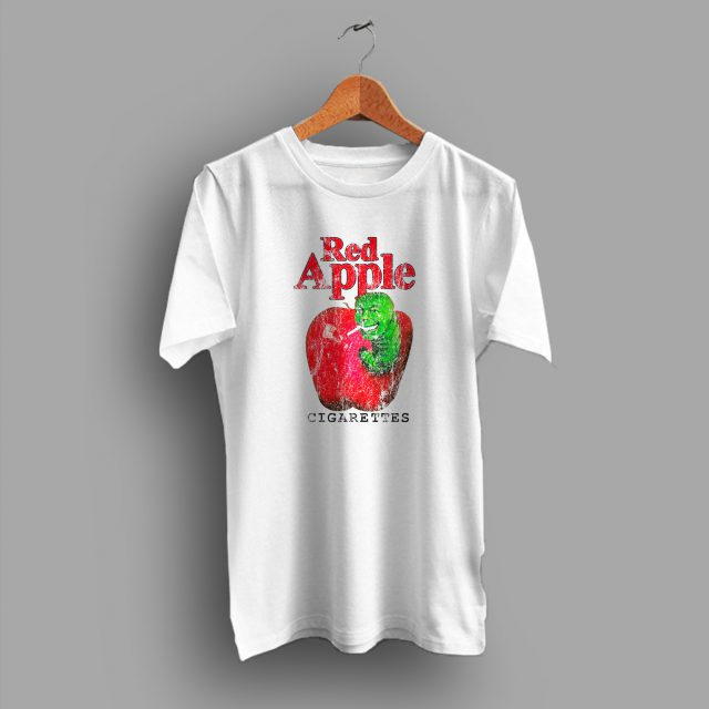 Red Apple Cigarettes Kill Bill Vintage Movie T Shirt