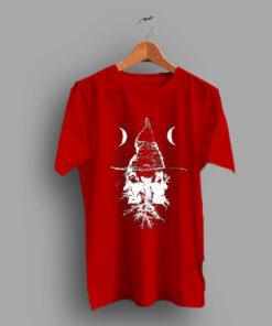 Red Culture Disney Classic T Shirt