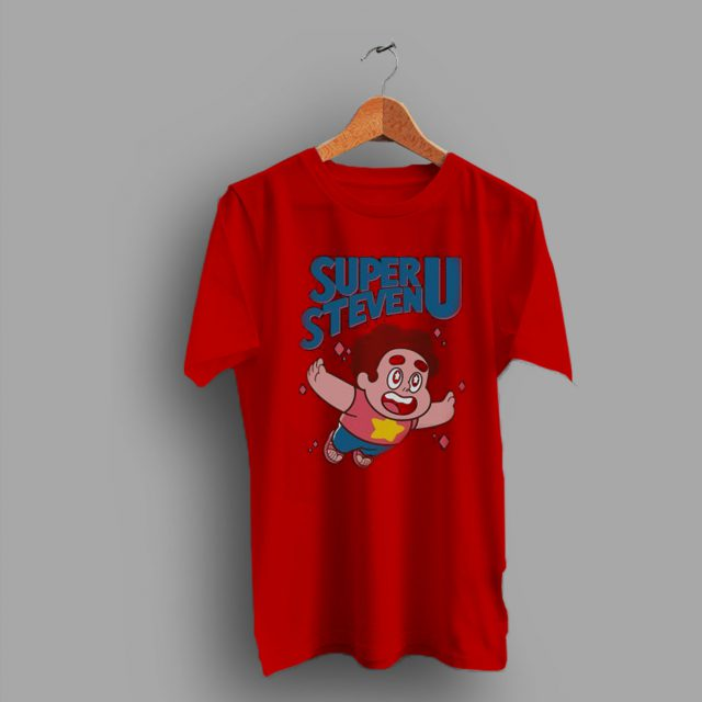 Retro Game Super Steven Universe T Shirt