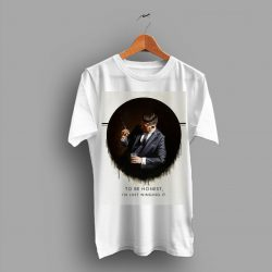 Richard Blunt Quote To Be Honest Im Just Winging It T Shirt