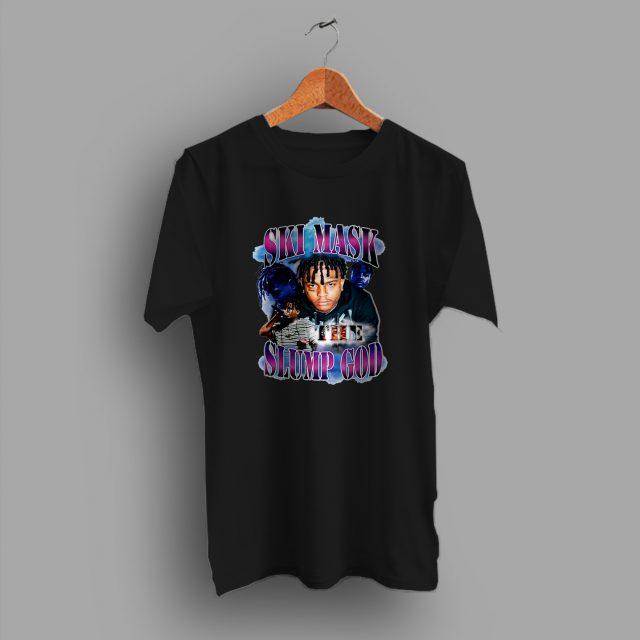 Ski Mask The Slump God T Shirt Rap Tee