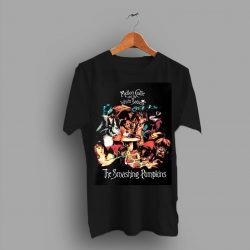 Smashing Pumpkins Mellon Collie Infinite Sadness Skull T Shirt