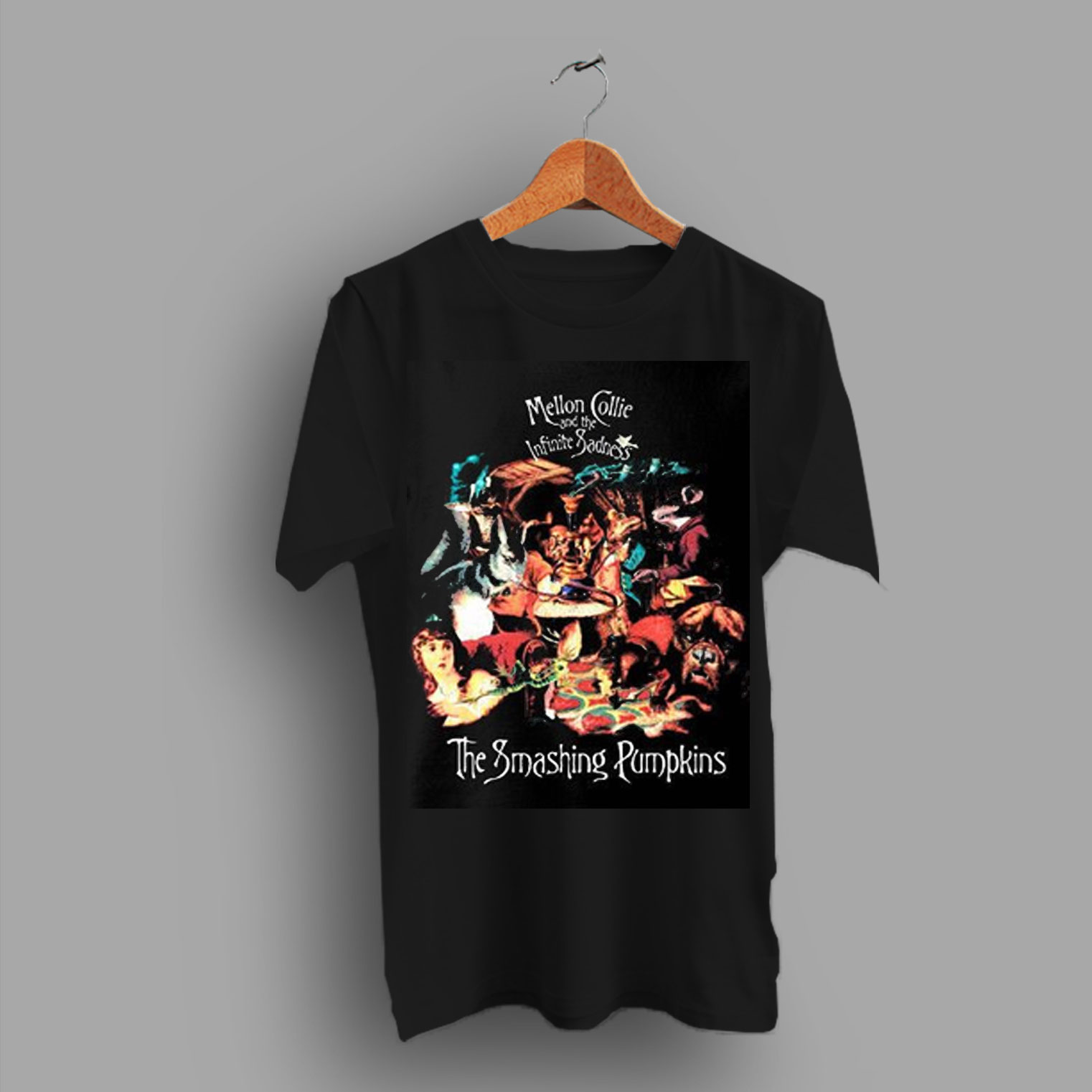 Mellon Collie T-Shirt The Smashing Pumpkins